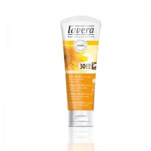 Lavera Sun Cream SPF 30 -aurinkovoide.